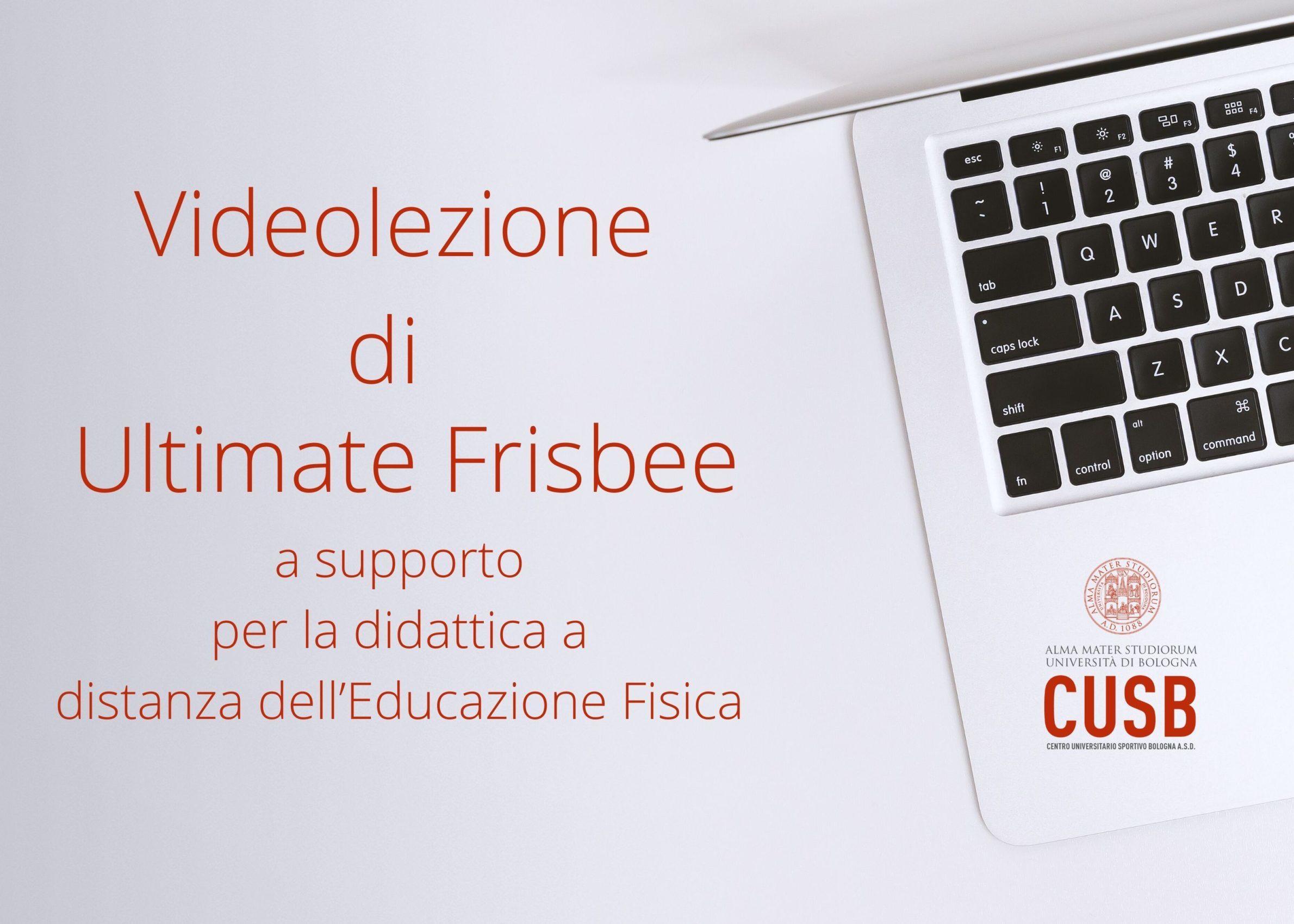 Videolezione di Ultimate Frisbee
